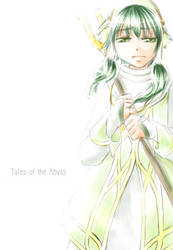 Ion -Tales of the Abyss by sdmeimi