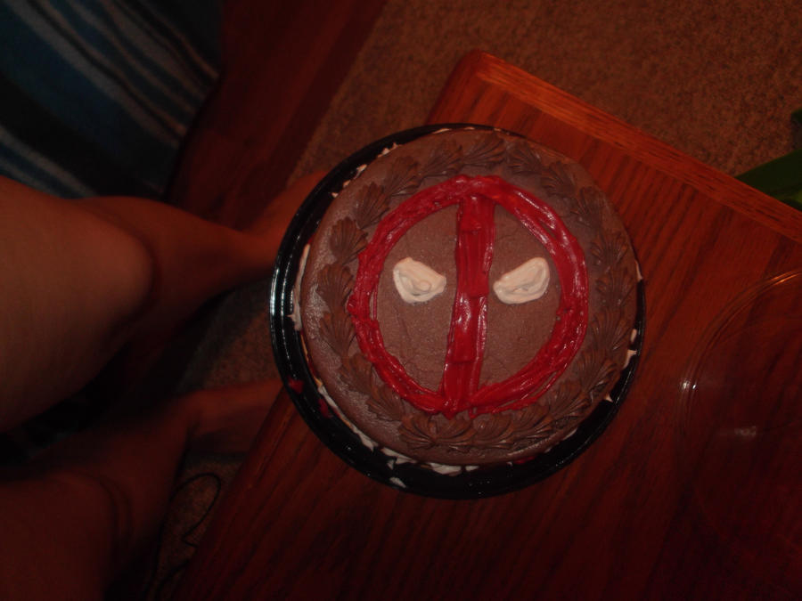 Deadpool Birthday Cake Cake Ideas