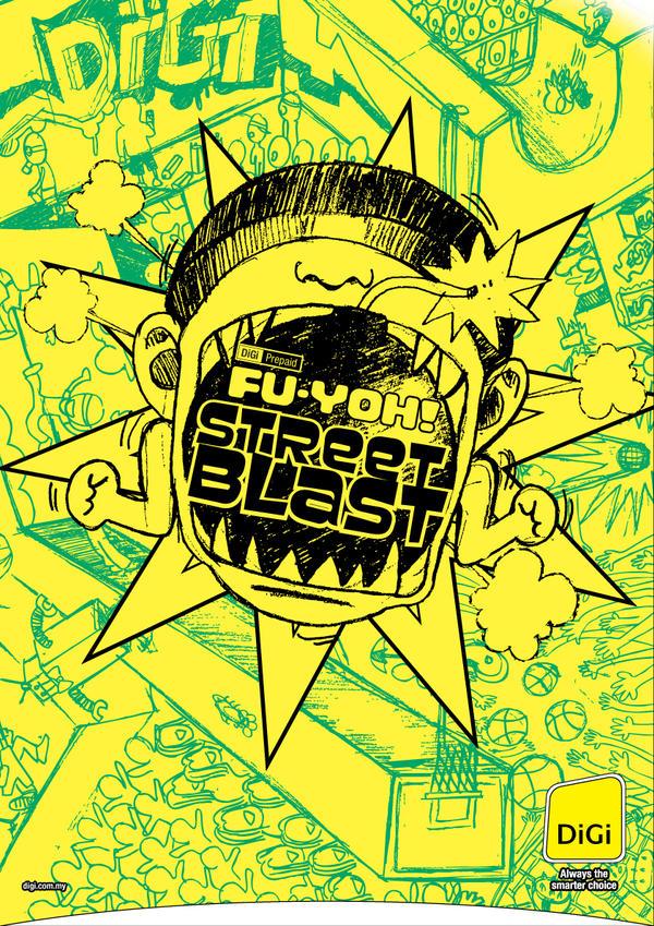 Fu-Yoh Street Blast by yienkeat
