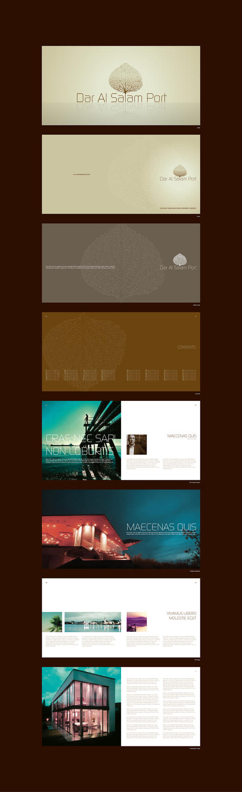 Dar Al Salam Port - Brochure by yienkeat