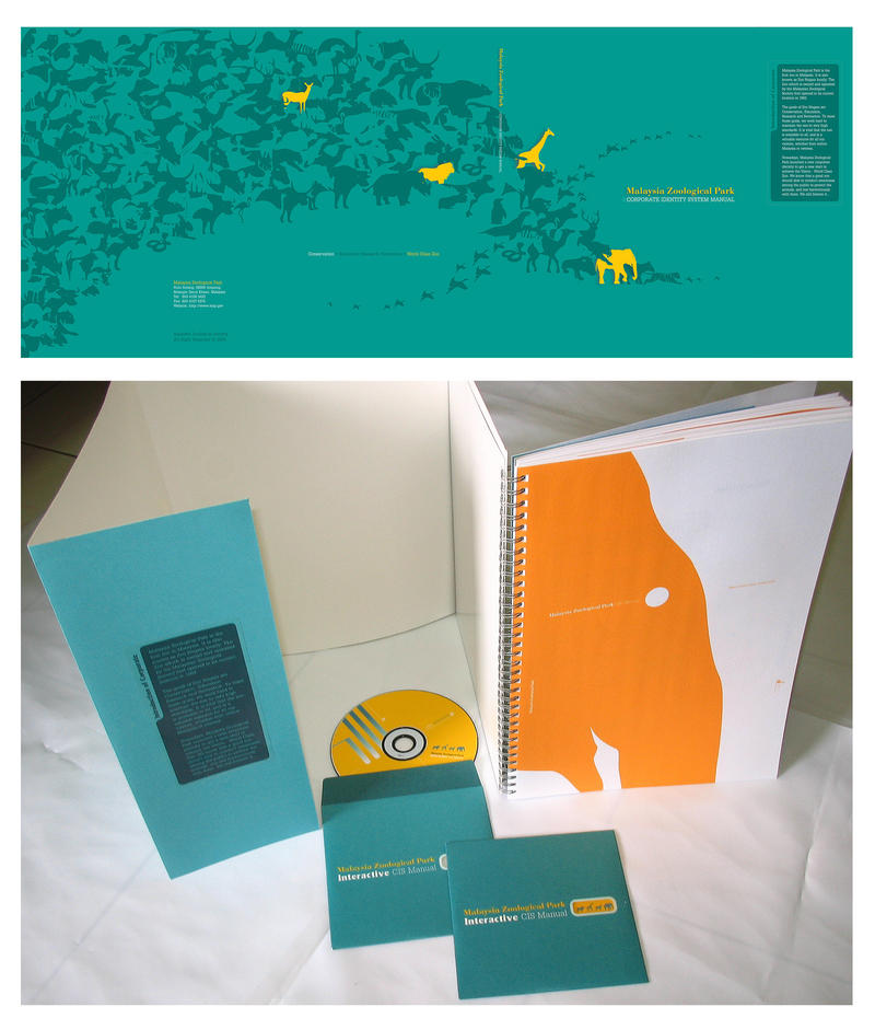 CI Manual Cover design by yienkeat
