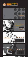 CTI Brochure Design by yienkeat