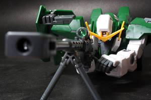Gundam Dynames by OvermanXAN