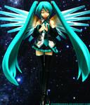 Angelic Hatsune Miku
