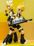 Figma Kagamine Rin and Len