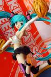 Miku Hatsune Cheerful