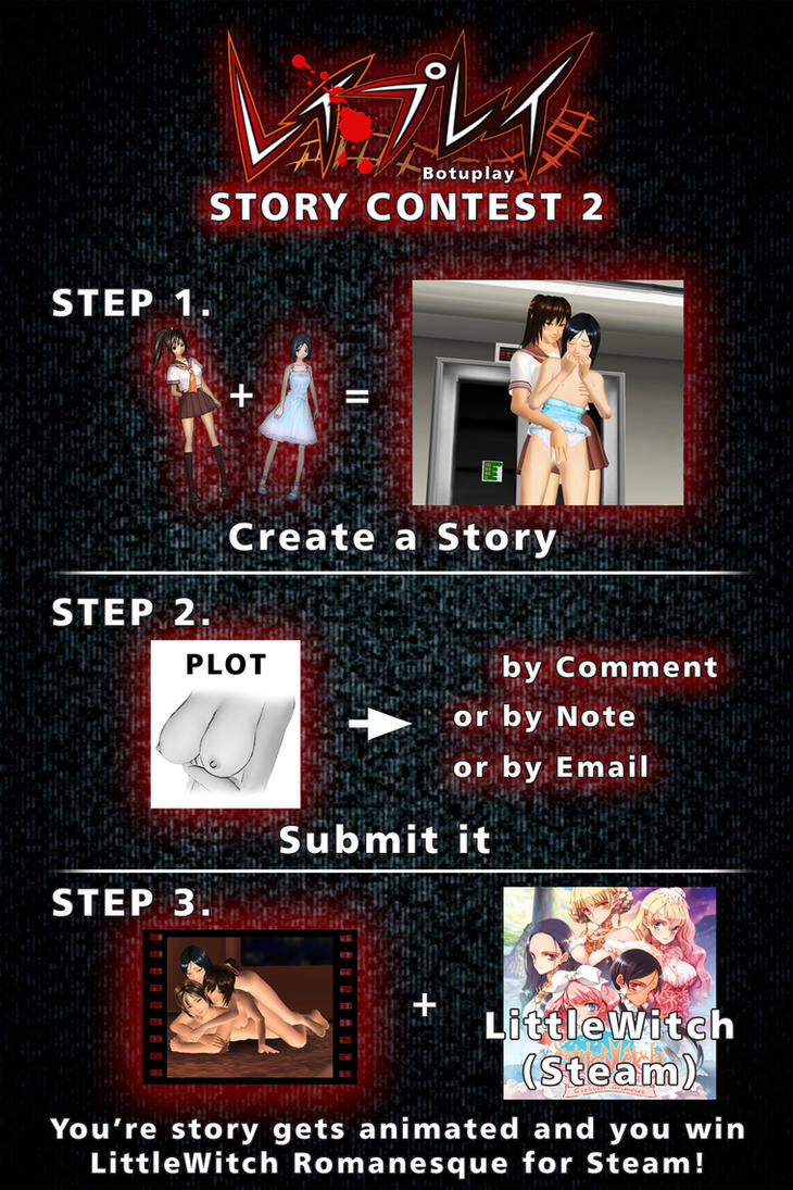 Botuplay Contest 2 - For April Birthday Gift by Primus-Prime-Time