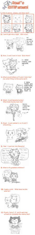 Nemi's CATS Meme :3