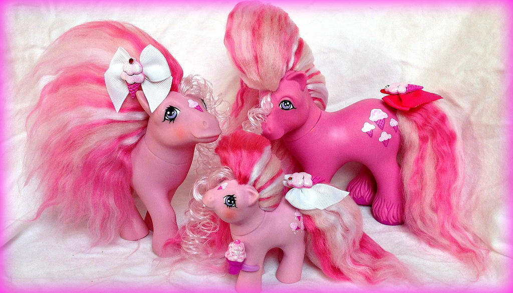 Flutterby My Little Pony