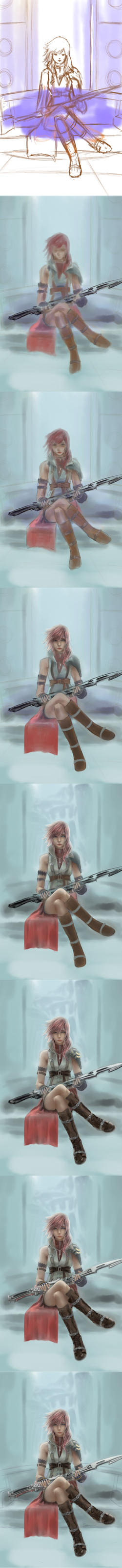 Lightning - Step-by-step by ticibr