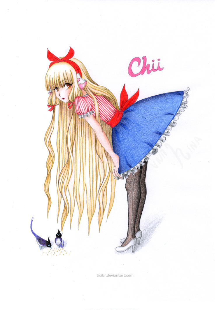 Chii - Pin Up by ticibr