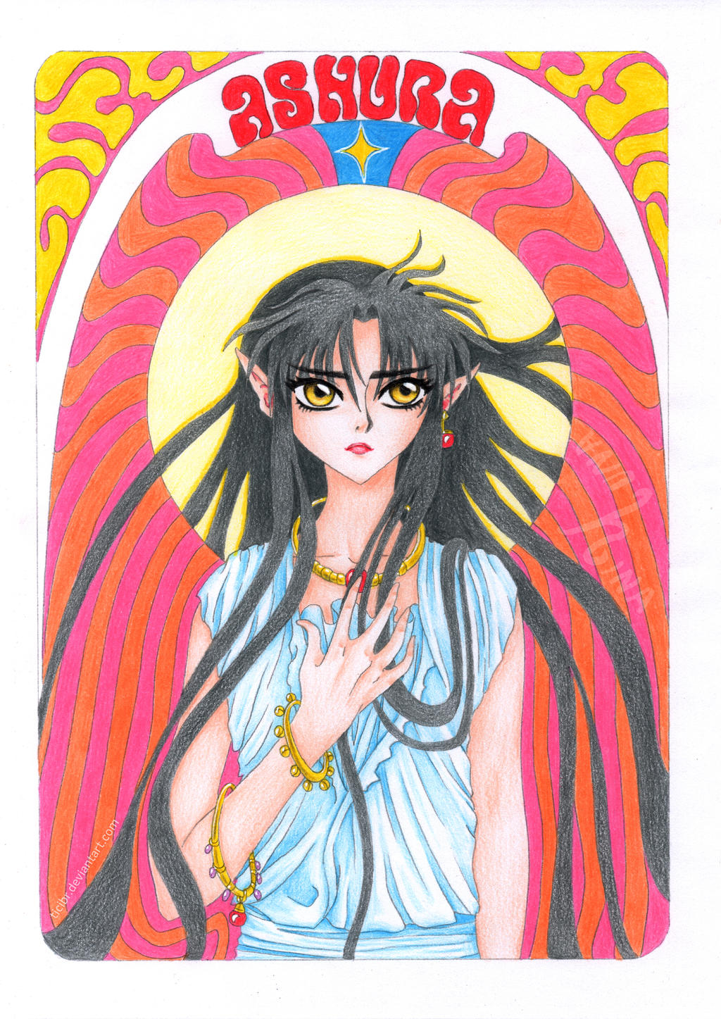 Ashura - Psychedelic by ticibr