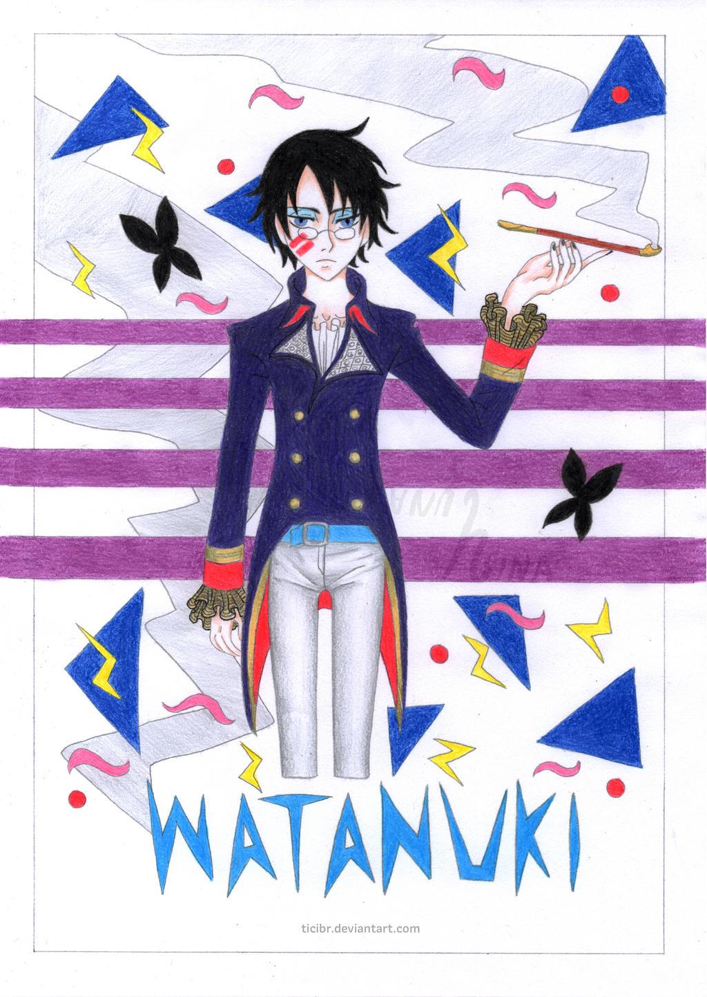 Watanuki - New Wave by ticibr