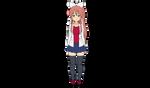 Monika (My Kisekae Version) by Ah-NonIamkerd