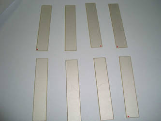 Piezoelectric Ceramic Square(Rectangular) by bjultrasonic