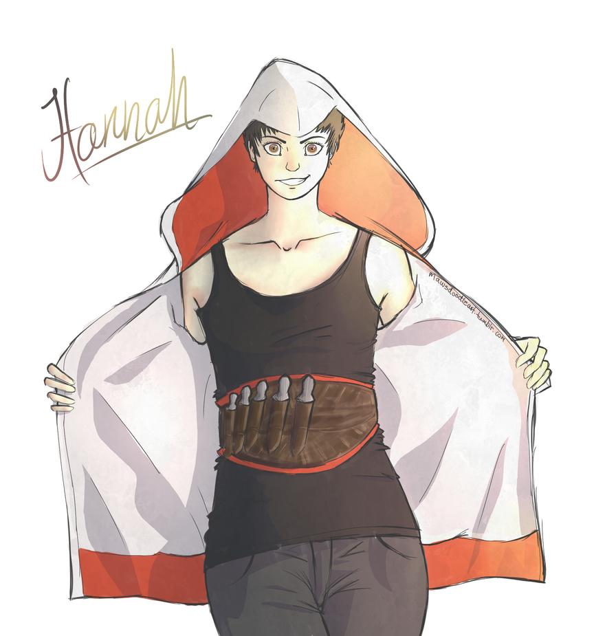 Hannah by Mawara