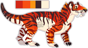 [AUCTION] Tiger Style
