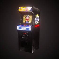 Arcade Shinobi by ratonmalo