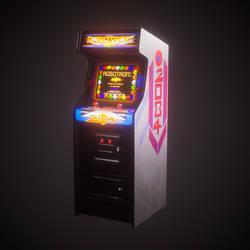 Arcade Robotron 2084 by ratonmalo