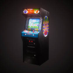 Arcade Altered Beast by ratonmalo
