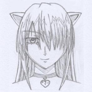 Lucy Avatar by MidnightDarkness666