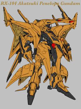 RX-104FF Akatsuki Penelope Gundam