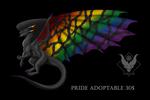 PRIDE DRAGON ADOPTABLE #11 [CLOSED]
