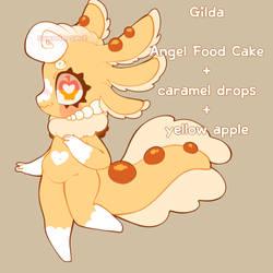 'Gilda' Snaxolotle