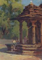Shiva Temple by kios18
