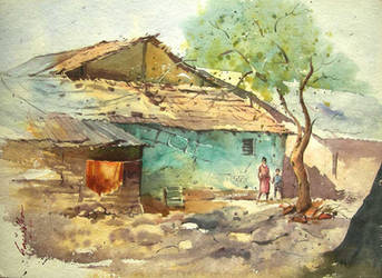 Umbarli village by kios18