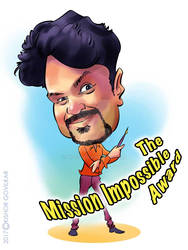 Sachin-caricature