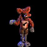 Foxy Help Wanted Full Body