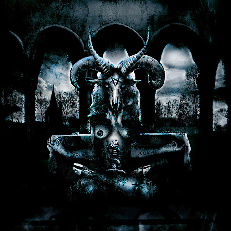 Pin Satanic Goat Wallpaper on Pinterest