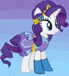 mlp forgoten friendship rarity pony version
