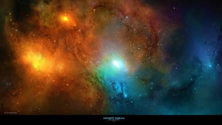 Infinity Nebula by GlennClovis