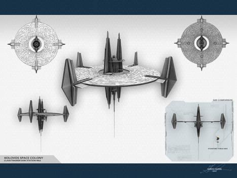 WIP - Kolovos Space Colony