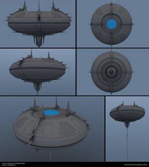 Model - Pinnacle Station