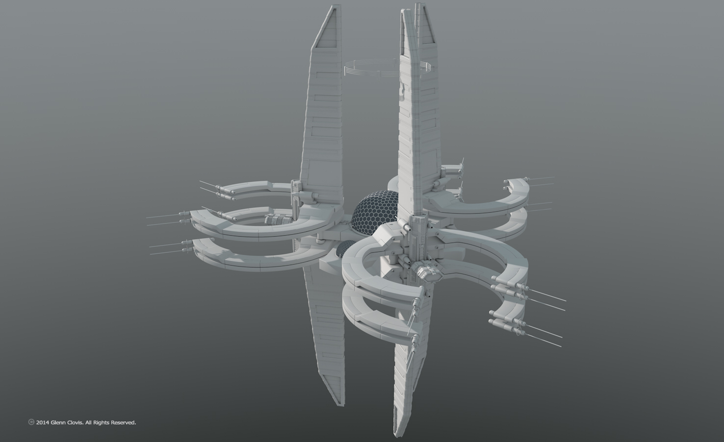 Space Station Concepts - Quick Designs by GlennClovis on ...