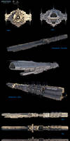 Carrier Concept-MK5 by GlennClovis