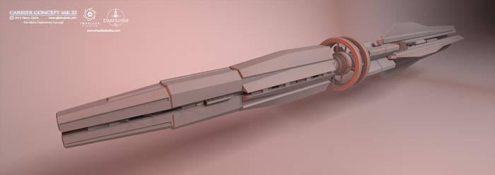 Carrier Concept-mk22-HDR