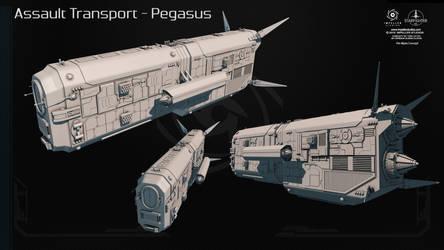 SpecSheet-Pegasus by GlennClovis