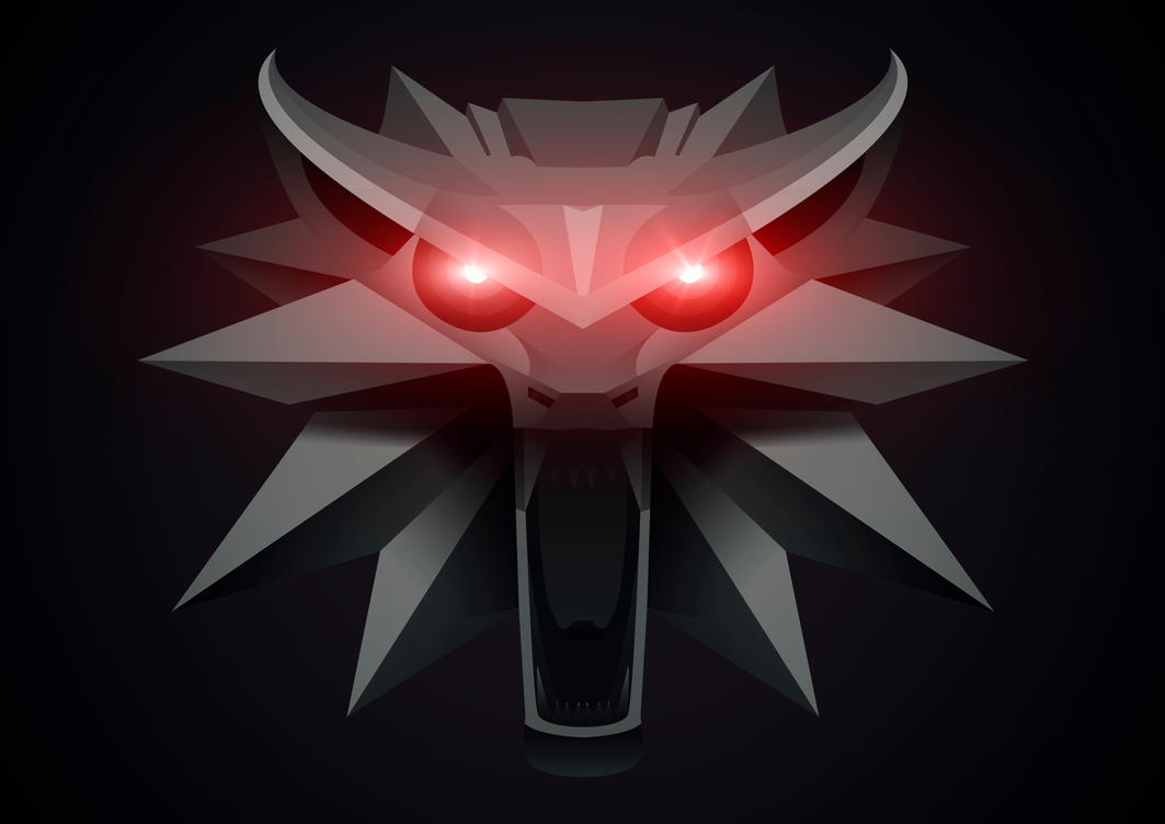 15 best the witcher logo images on Pinterest  Videogames