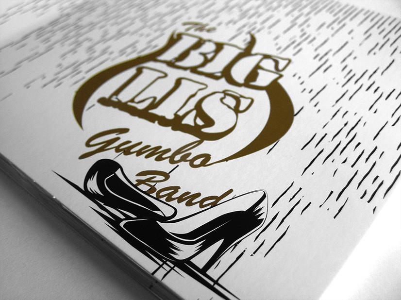 Biglis Detalle Logo by treintatorres