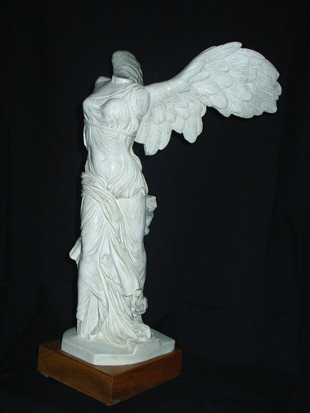 an introduction to the history of the myth of greek goddess nike the goddess of victory Nike is victory she is often seen in company of athena, who never puts up with defeatthere are no myths attached to her, but she is an old goddess, born before the olympians.