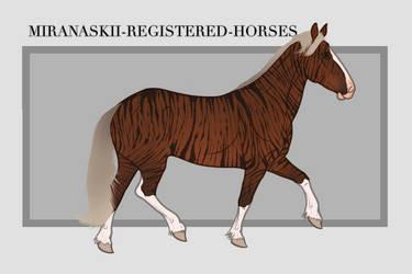 Miranaskii Custom Import - Angellsview by Oak-Horses