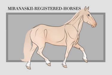Miranaskii Custom Import - Luitkah by Oak-Horses