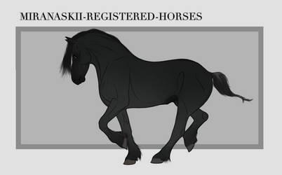 Custom Miranaskii Import - Luitkah by Oak-Horses