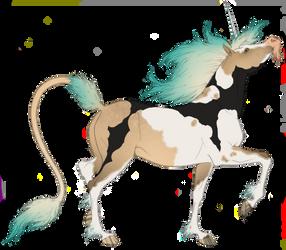 Unicorn Adopt - CLOSED by Oak-Horses
