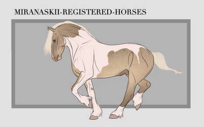 Custom Miranaskii Import - hana-nisshoku-kamazi by Oak-Horses