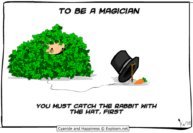 Magician by kris-wilson